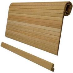 Replacement Oak Roll Doors For Sellers, Napanee, Boone, McDougal And Many  Other Cabinets That Use Lift Type Tambour Doors.