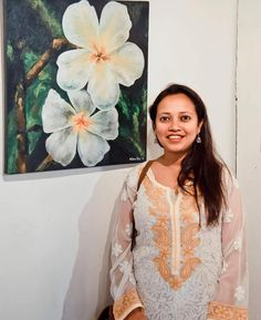 Artist of the Month: Antara Pain  Antara Pain is a statistician by qualification she has been a researcher & consultant by profession but an artist at heart. At present she spends her time creating art while living either in Navi Mumbai or New Delhi. Having studied Statistics from St. Xaviers college and later Mumbai University she has worked in the FMCG market research sector at Nielsen for two years before transiting into the property consulting field with Cushman & Wakefield for five…