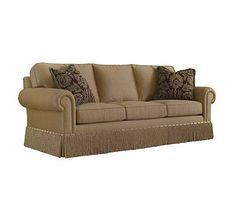Fireside Sofa From The Custom Upholstery Collection By Henredon Furniture Den