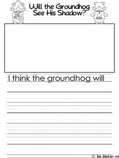 Groundhog Day Activities and Lesson Plans
