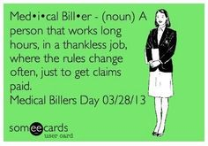 Medical Billers Day!!!!!