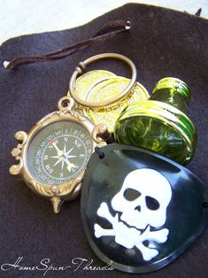 When I was trying to come up with some cute and very cheap party favors for the little pirates coming to the birthday party, I searched hig. Pirate Kids, Pirate Halloween, Pirate Day, Pirate Birthday, Pirate Theme, 5th Birthday, Birthday Ideas, Princess Birthday, Birthday Parties