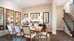 Baby boomers expected to boost Austin homebuilding sector - Austin Business Journal Austin Homes, Austin Texas, Sun City, House 2, Home Buying, Building A House, Georgetown Tx, Real Estate, Dining Room