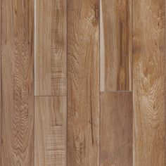 Featuring a subtle, hand-scraped texture, along with knots and sawmarks, Sawmill Hickory has lots of the realistic character found in wood. The natural beauty of an authentic rustic hickory is wonderfully replicated with the handsome floor. Restoration Co Mannington Laminate Flooring, Laminate Wall, Flooring Tiles, Hardwood Floors, Composite Flooring, Mohawk Flooring, Stair Nosing, Rubber Flooring, Flooring Options