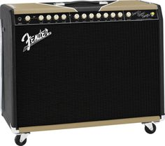 Limited Edition Super-Sonic™ Twin Combo Black Gold | Fender Guitar & Bass Amplifiers | Fender Amps