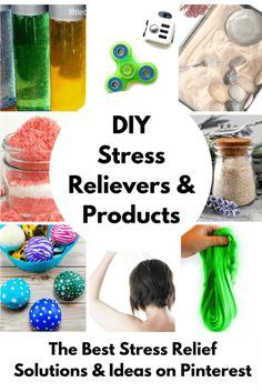 These DIY Stress Relief Tips are Amazing! From stress balls, to essential oils to fidget spinners. These stress relieving techniques will help put your mind at ease. diy stress balls DIY Stress Relief Tips & Techniques