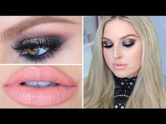 Full Glam Clubbing Smoky Eyes ♡ Chit Chat Makeup Tutorial - YouTube