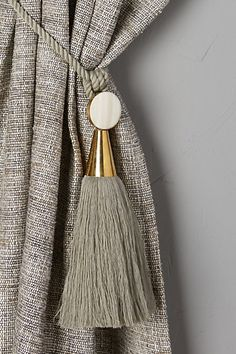 1000 Images About Materials Curtains Drapery On Pinterest Tassels Nautical Knots And