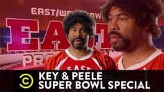 Key & Peele - East/West Bowl 3 - Pro Edition - Super Bowl Special. This is my everything. Splendiferous Finch!!