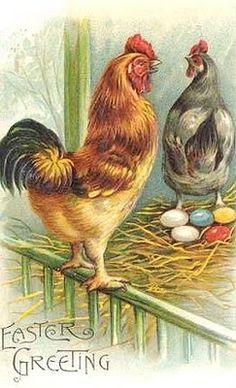 ♥ vintage Easter