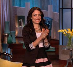 Bethenny's First Monologue!