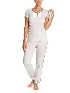 Vive Maria Turkish Honey Pyjama cream allover – Bild 2