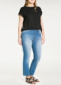 mango jeans grande taille