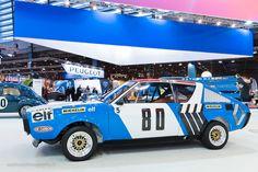 #Renault #17 #Gordini au salon Retromobile à #Paris Reportage complet : http://newsdanciennes.com/2016/02/08/grand-format-retromobile-2016/ #Vintage #VintageCar
