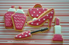 Biscoitos decorados / Cookies by 7e8comerbiscoito.com.br