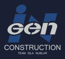 Ingen Contrstruction Team T-Shirt