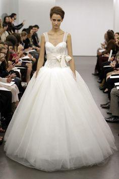 Vera Wang NY Bridal Week colecao outono