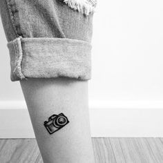Camera | Let's Be Real You're A Hipster If You Have Any Of These Tattoos