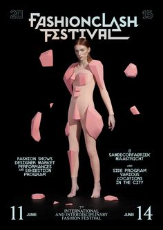 FASHIONCLASH Festival - gender editie, 11 tot en met 14 juni 2015 in Maastricht. #FASHIONCLASH #fashion #mode #gender
