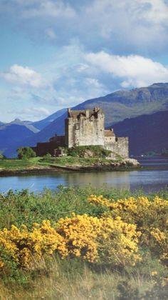 Scottish Highlanders,near Edinburgh,Scotland,