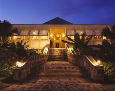 Nuptials In Nevis: M