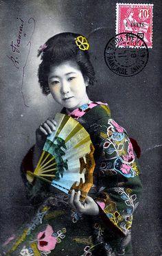 Geisha 1911 by Blue Ruin1, via Flickr