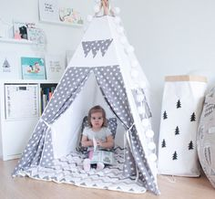 "Visit our web site for more information on ""patio pavers"". It is an exceptional area to find out more. Teepee Play Tent, Diy Teepee, Kids Tents, Teepee Kids, Teepees, Montessori, Pop Up Camping Tent, Newborn Room, Childrens Teepee"