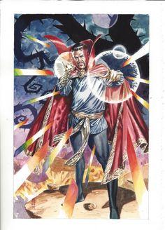Doctor Strange - JG Jones