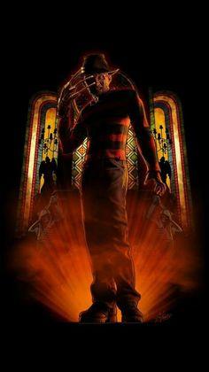 Freddy Krueger-A Nightmare on Elm Street...........
