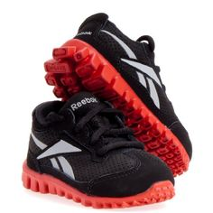 Reebok Mini Realflex Run-Suede Running Shoe (Toddler),Black/Excellent « Shoe Adds for your Closet