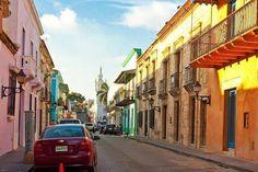 Calle Hostos, Zona Colonial de Santo Domingo, R.D.