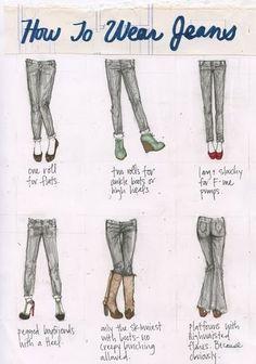 Lo mejor de saber que cuerpo tenemos y como lucirlo.