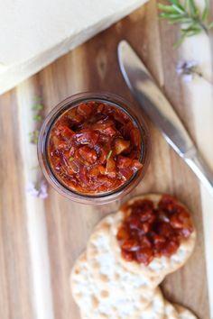 chorizo jam spread for cheese boardschorizo jam spread for cheese boards