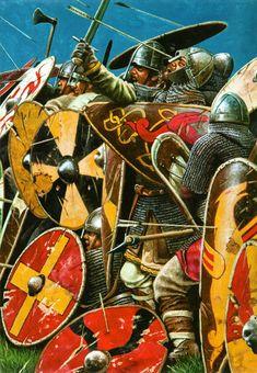 Medieval Armor, Medieval Fantasy, Norman Knight, Ottonian, Crusader Knight, Anglo Saxon, Renaissance, Dark Ages, Military History