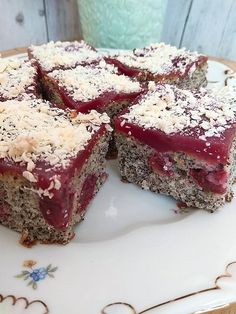 Meatloaf, No Bake Cake, Italian Recipes, Pcos, Creme, Muffin, Sweets, Baking, Breakfast