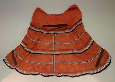 Xhosa fashion - Umbhaco skirt