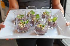 Chia, Blueberry & Avocado Pudding
