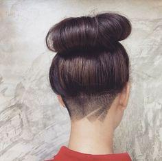 wem steht ein nape nacken undercut hair styles pinterest undercut undercut designs and hair style - Undercut Nacken Muster