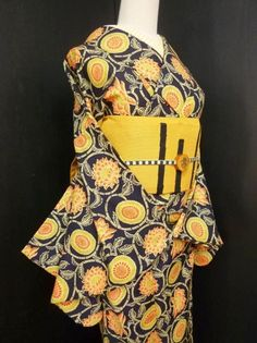 kimono need design ideas for Halloween Love this one