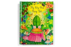 Personalized Children's Books | My Very Own Fairy Tale Virtual Tour- This book makes a wonderful gift for any little girl and is worth every penny.