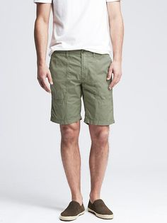 khaki shorts  Jaeger