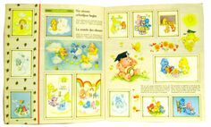 album care bears stickers 1987 - Recherche Google