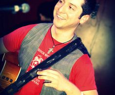 Alejandro from Boyce Avenue.  He had me at the first note.....