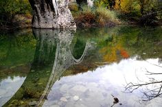 Stone Bridge Plakida or Kalogeriko, Monuments & sights, wondergreece.gr