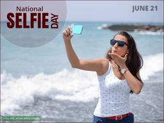 BANNERS: National SELFIE Day! | June 21