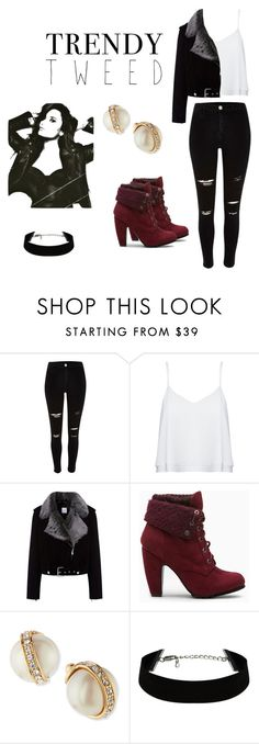 """Untitled #230"" by cams-lovatic ❤ liked on Polyvore featuring River Island, Alice + Olivia, La Bête, Kate Spade, women's clothing, women, female, woman, misses and juniors"
