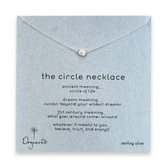 18 inch please. thank you. #wishlist  (the bead even moves on the chain! the perfect necklace.)