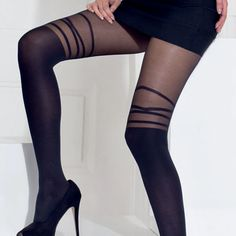 Pomm poire - Collant fantaisie effet laçage 70 deniers noir Fabuleuse   Amazon.fr  Vêtements et accessoires 2bb8c9b73e3