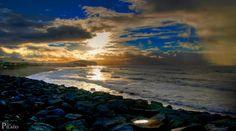Sunset 18:25, Ribeira Grande, São Miguel Island / Azores (Açores) ¦ pilago