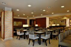 Hotel Cesar Augustus - Cafetería